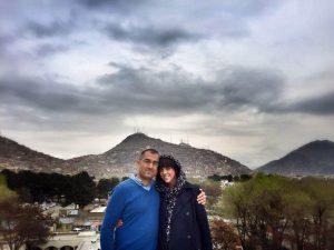 Laila at the Bridge - Les réalisateurs Elizabeth et Gulistan Mirzaei