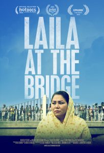 Laila at the Bridge - affiche