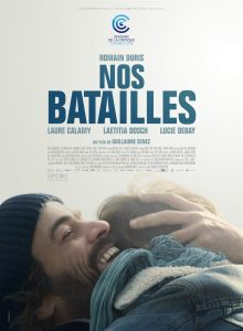 Nos batailles - poster