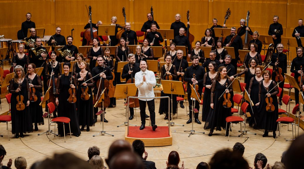 Orchestre_Métropolitain - Ensemble - Une