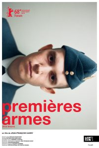 First stripes - poster