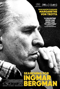 Searching for Ingmar Bergman - affiche