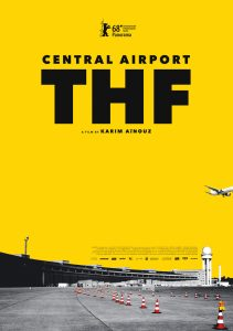 Central Airport THF - Poster