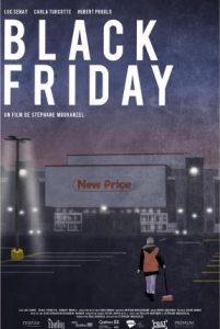 Black Friday - affiche