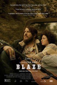 Blaze - affiche