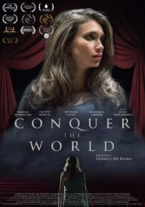 Conquer the World - poster