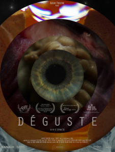 Déguste - poster