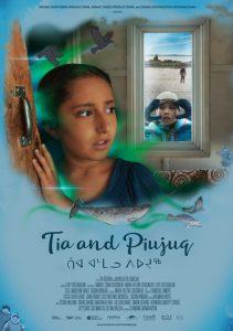 Tia et Piujuq - affiche