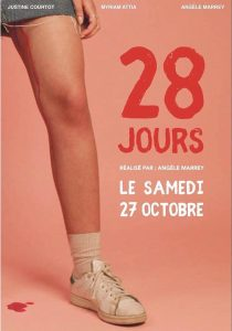 28 jours - poster