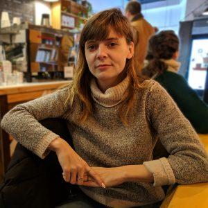 Alexa-Jeanne Dubé - Un café avec...