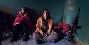 Les filles du soleil - Mathilde et Bahar