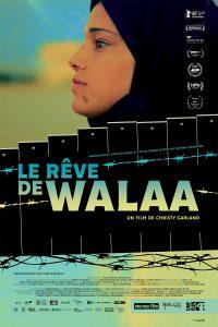Le rêve de Walaa - affiche