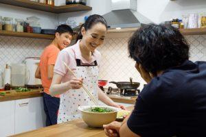 Ramen Shop - Entre anglais japonais et cantonais