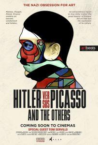 HitlerVsPicasso - poster