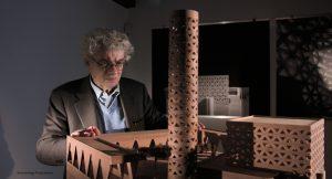 Mario Botta - Maquette de la mosquée