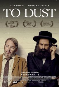 To Dust - Affiche