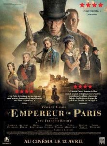 Empereur de Paris - affiche