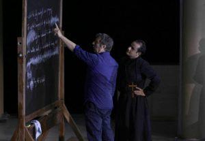 Lepage au soleil - Robert Lepage