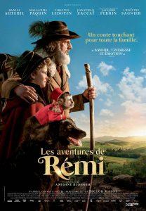 Les aventures de Rémi - poster