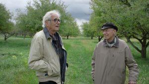Martin Duckworth et Fernand Dansereau