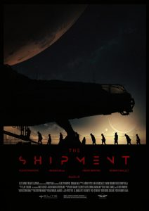The Shipment - poster