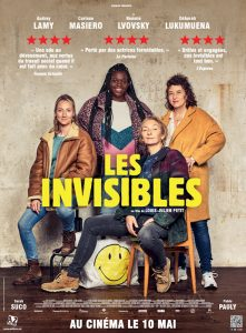 Poster - Les invisibles