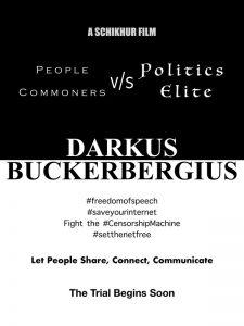 Darkus Buckerbergius - affiche