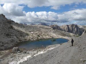 Lago Pisciadù, Alta Badia, Dolomites