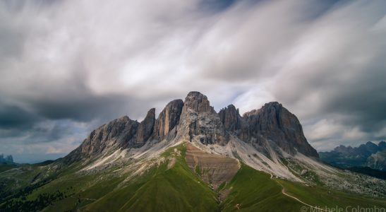 The Light within Dolomites – The rock's shimmering