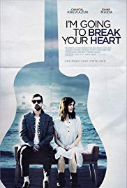 I m Going to break your heart - affiche