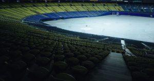 La fin des terres - Stade olympique