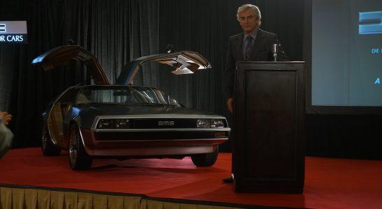 Framing John DeLorean – Retour vers le futur