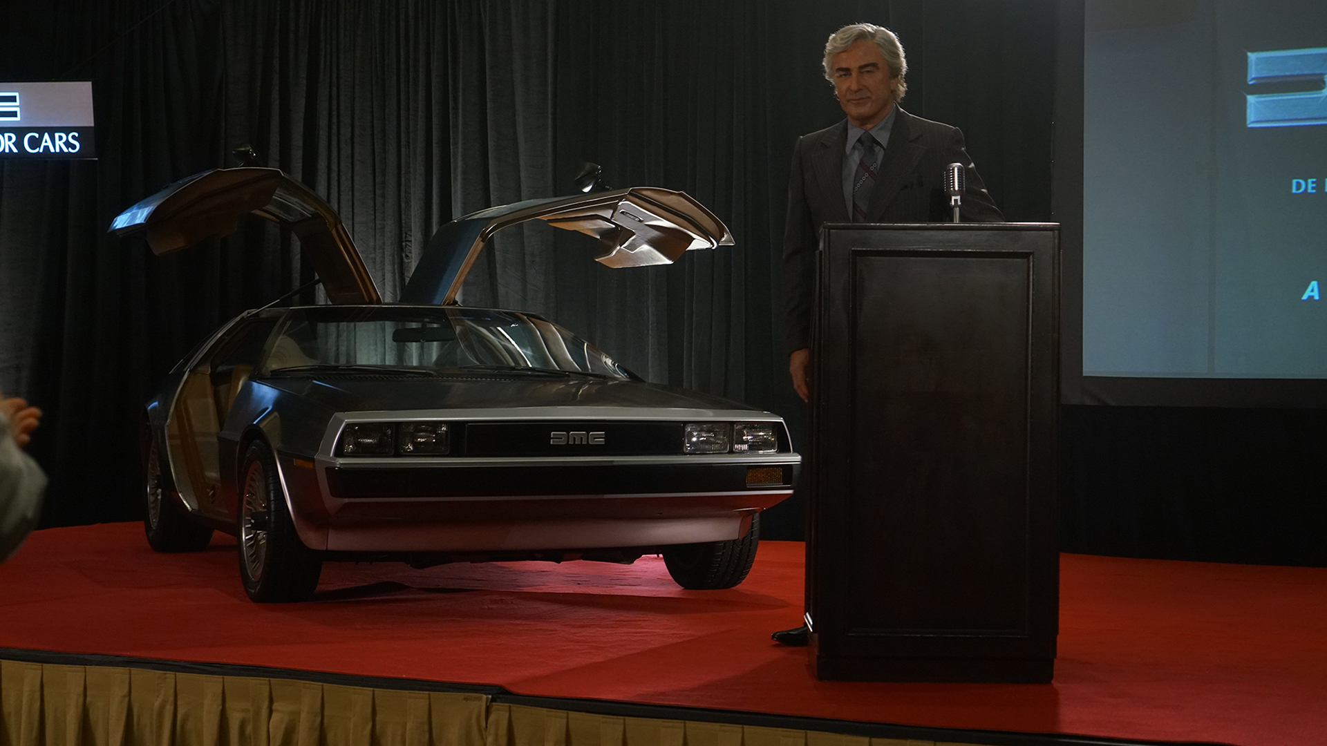 Framing John DeLorean – Back to The Future