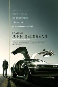 Framing John DeLorean - affiche
