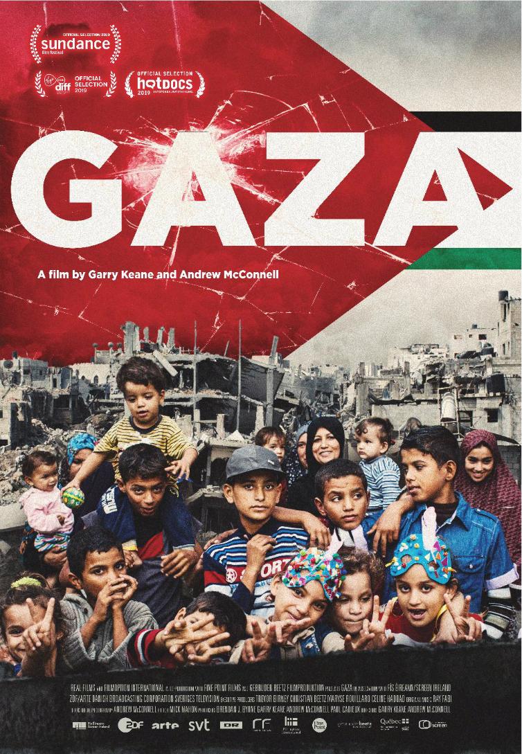 """Affiche de """"Gaza"""""""
