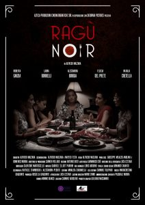 Ragu Noir - poster