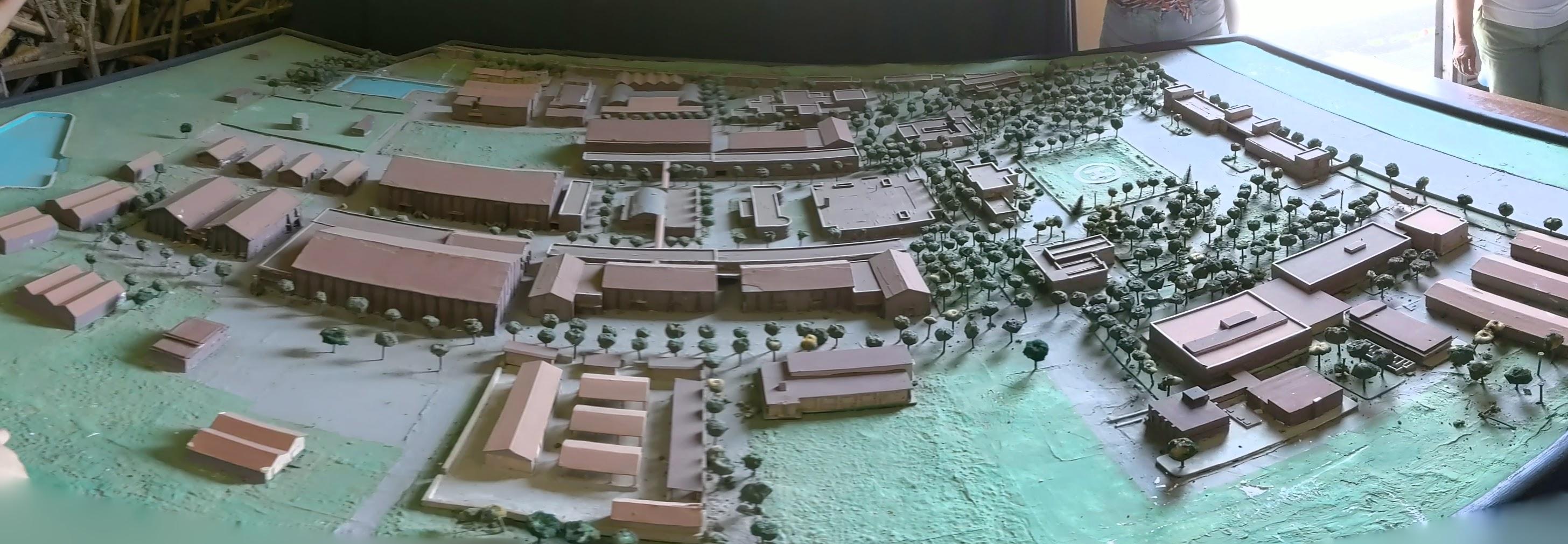 Cinecitta - maquette