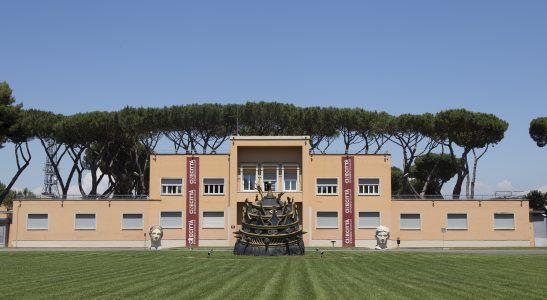Visite à Cinecittà – Les dessous du cinéma italien