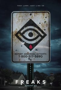 Freaks - affiche
