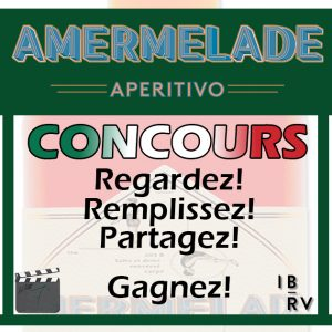 Italie tout court - Concours Amermelade