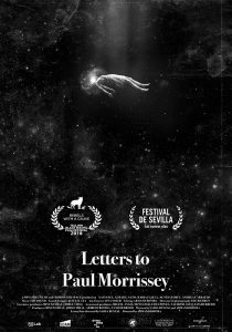Letters to Paul Morrissey affiche