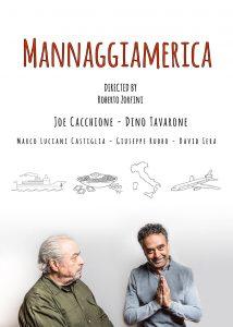 Mannagamerica - poster