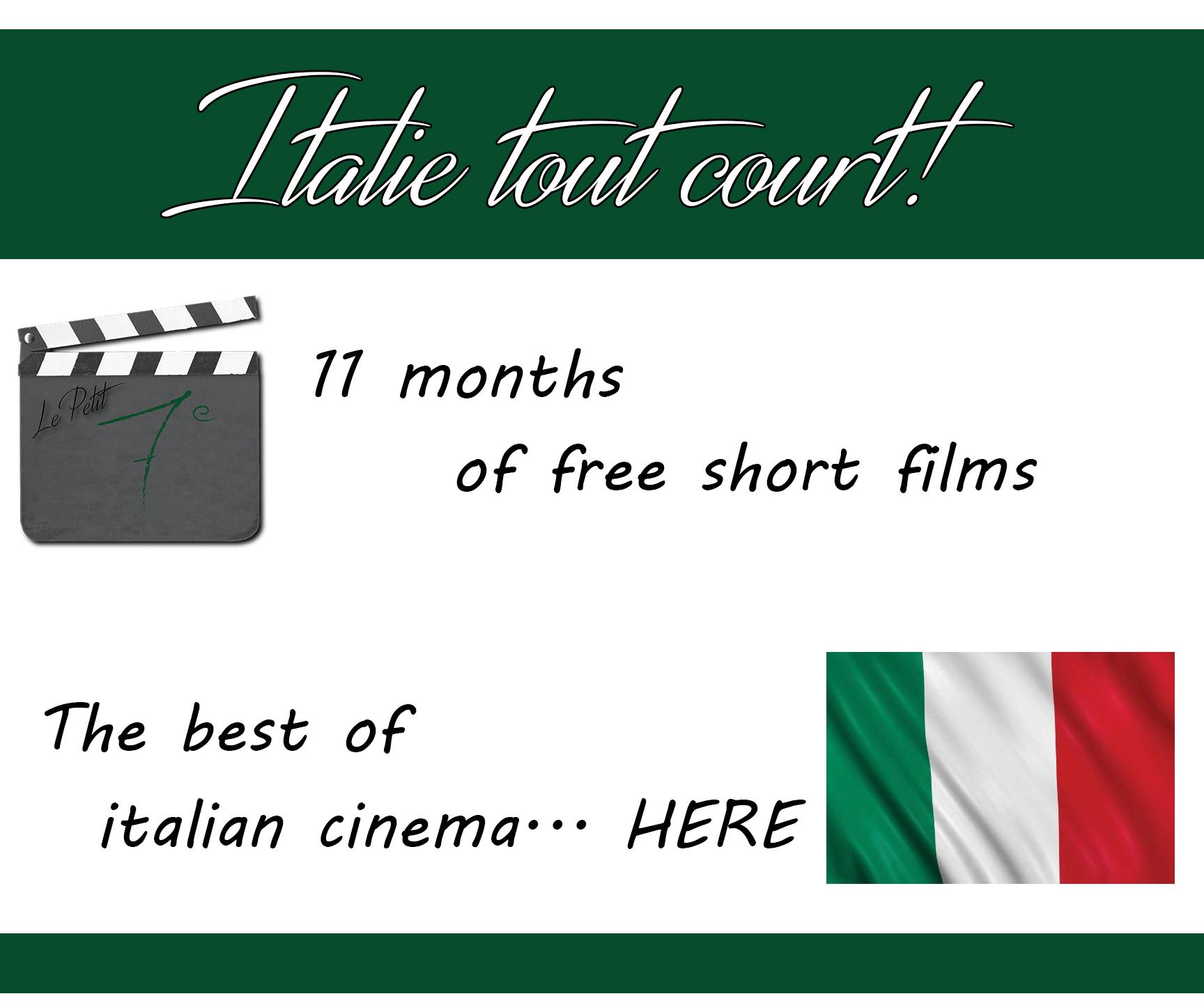 Italia molto corto - Italy in short