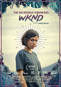 The Incredible Shrinking Wknd - Poster