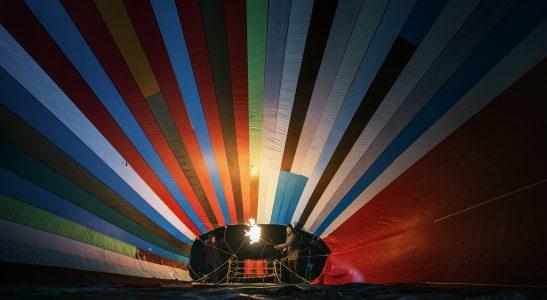 Ballon – Fleeing the RDA in air balloon