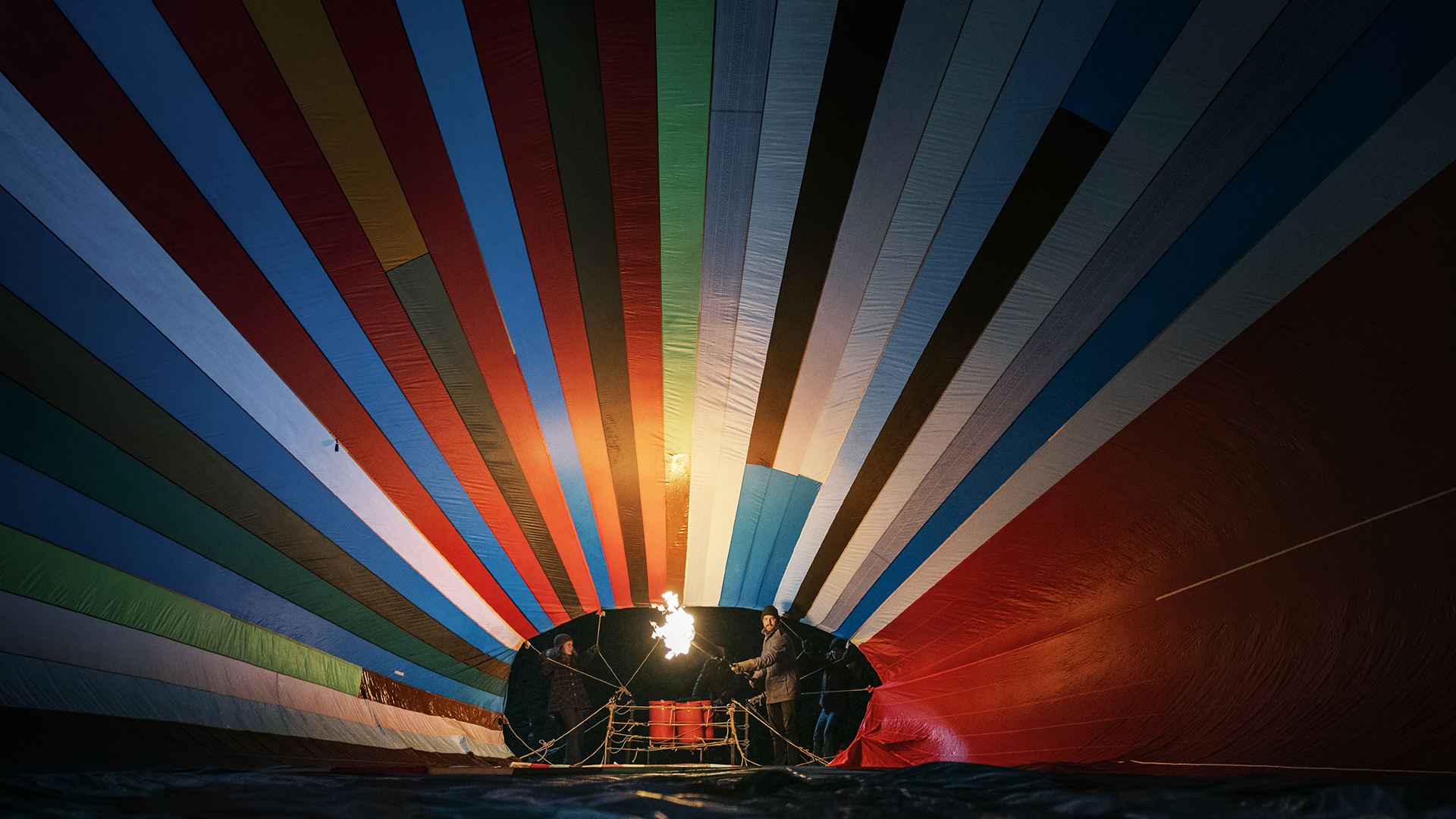 Ballon – Fleeing the RDA in air balloon