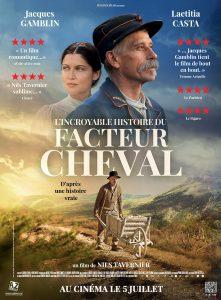 Incroyable histoire du facteur Cheval - poster