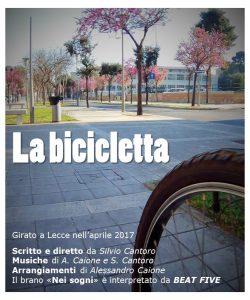 La bicicletta - poster