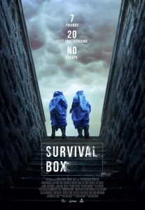 Survival box - poster