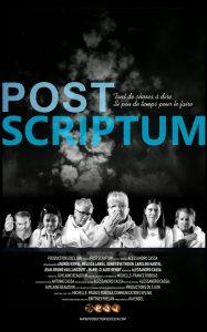 poster POST SCRIPTUM